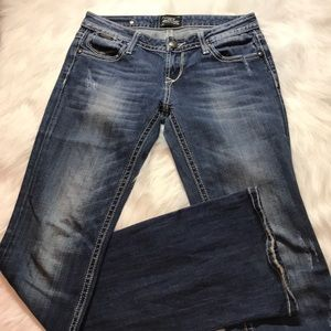 Express Jeans - ReRock For Express Jeans
